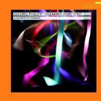 KAMMERMUSIK/ LES ESPRITS ANIMAUX [텔레만: 협주곡 & 모음곡]