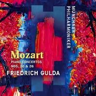 PIANO CONCERTOS NOS.20 & 26/ FRIEDRICH GULDA [모차르트: 피아노 협주곡 20, 26번 - 뮌헨 필, 굴다]