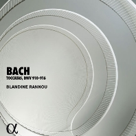 TOCCATAS, BWV 910-916/ BLANDINE RANNOU [ALPHA COLLECTION 59] [바흐: 토카타 - 블랑딘 란누]