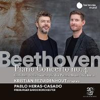 PIANO CONCERTO NO.4/ KRISTIAN BEZUIDENHOUT, PABLO HERAS-CASADO [베토벤: 피아노 협주곡 4번 외 - 베이주덴호우트, 파블로 헤라스-카사도]