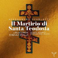 IL MARTIRIO DI SANTA TEODOSIA/ LES ACCENTS, THIBAULT NOALLY [스카를라티: 오라토리오 <성 테오도시아의 순교> - 티보 노알리]