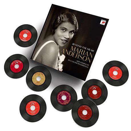 BEYOND THE MUSIC: HER COMPLETE RCA VICTOR RECORDINGS [마리안 앤더슨: RCA 녹음 전집]