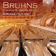 COMPLETE ORGAN MUSIC/ ADRIANO FALCIONI