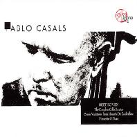 THE COMPLETE CELLO SONATAS/ PABLO CASALS