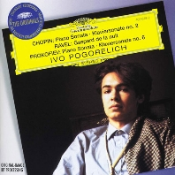 PIANO SONATA NO.2, GASPARD DE LA NUIT, SONATA NO.6/ IVO POGORELICH [THE ORIGINALS] [쇼팽 & 프로코피에프: 피아노 소나타, 라벨: 밤의 가르파르 - 이보 포고렐리치]