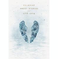 GHOST STORIES LIVE 2014 [DVD+CD] [DVD사이즈 케이스]