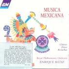 MUSICA MEXICANA VOL.1/ ENRIQUE BATIZ