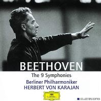 THE 9 SYMPHONIES/ HERBERT VON KARAJAN [베토벤: 교향곡 전집 - 카라얀]
