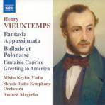 MUSIC FOR VIOLIN AND ORCHESTRA/ MISHA KEYLIN, ANDREW MOGRELIA