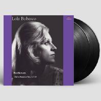VIOLIN SONATAS NO.3, 7, 9/ LOLA BOBESCO [LP] [베토벤: 바이올린 소나타 3, 7, 9번 - 보베스코] [한정반]