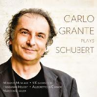 PIANO WORKS/ CARLO GRANTE [슈베르트: 여섯 개의 악흥의 순간, 세 개의 피아노곡 외 - 카를로 그란테]