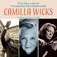 FIE DECADES OF TREASURED PERFORMNCES/ CAMILLA WICKS [카밀라 윅스 명연집]