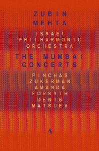 THE MUMBAI CONCERTS/ ZUBIN MEHTA, ISRAEL PHILHARMONIC ORCHESTRA [2016년 뭄바이 실황: 베토벤, 브람스, 차이코프스키 - 주빈 메타]