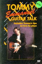TOMMY EMMANUEL/ GUITAR TALK