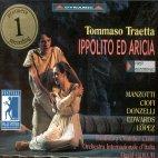 IPPOLITO ED ARICIA/ DAVID GOLUB