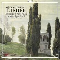 LIEDER: COMPLETE EDITION VOL.10/ IRIS VERMILLION, ANDREAS SCHMIDT