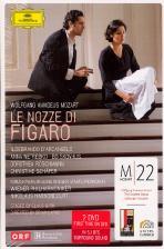 LE NOZZE DI FIGARO/ HARNONCOURT [모차르트: 피가로의 결혼]