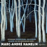 KINDERSZENEN, WALDSZENEN/ MARC-ANDRE HAMELIN [슈만: 어린이의 정경, 숲의 정경 - 아믈랭]