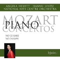 PIANO CONCERTOS/ ANGELA HEWITT, HANNU LINTU