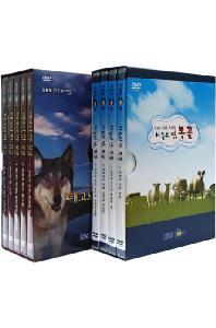 EBS 앙코르 하늘의 땅 몽골/태고의 땅 몽골 2종 시리즈