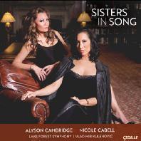 SISTERS IN SONG/ NICOLE CABELL, ALYSON CAMBRIDGE [시스터즈 인 송: 유명 아리아 이중창 - 니콜 캐벨, 앨리슨 캠브리지]