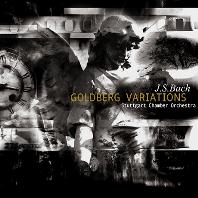 GOLDBERG VARIATIONS/ STUTTGART CHAMBER ORCHESTRA [바흐: 골드베르크 변주곡 - 슈투트가르트 챔버오케스트라]