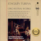 ORCHESTRAL WORKS/ MIGUEL A. GOMEZ