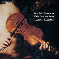 THE TRIO SONATA IN 17TH-CENTURY ITALY/ LONDON BAROQUE [SACD HYBRID]