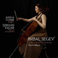 CELLO CONCERTO & DANCE/ INBAL SEGEV, MARIN ALSOP [엘가: 첼로 협주곡, 클라인: 첼로와 오케스트라를 위한 춤곡 - 인발 세게프]