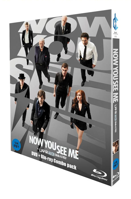 ���� �� �� ��: ���� ���� Bd+Dvd [�޺��� ������] [Now You See Me]