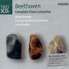 COMPLETE PIANO CONCERTOS/ ALFRED BRENDEL