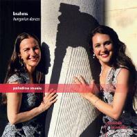 HUNGARIAN DANCES/ DUO PRAXEDIS [듀오 프락세디스: 브람스 헝가리 무곡 전곡]