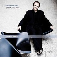 COMPLETE PIANO MUSIC/ JUAN CARLOS RODRIGUEZ [데 파야: 피아노 작품 전곡]