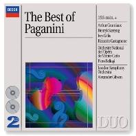 THE BEST OF PAGANINI [DECCA DUO] [파가니니 베스트]