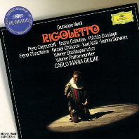 RIGOLETTO/ PLACIDO DOMINGO, CARLO MARIA GIULINI [THE ORIGINALS] [베르디: 리골레토 - 도밍고, 줄리니]