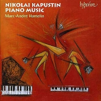 PIANO MUSIC/ MARC-ANDRE HAMELIN