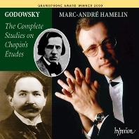 THE COMPLETE STUDIES ON CHOPIN`S ETUDES/ MARC-ANDRE HAMELIN [고도프스키: 쇼팽 연습곡 - 아믈랭]