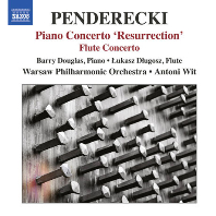 PIANO CONCERTO `RESURRECTION`/ BARRY DOUGLAS, ANTONI WIT