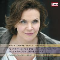 SELECTED SONGS/ RUTH ZIESAK, GEROLD HUBER