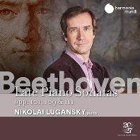 LATE PIANO SONATAS OP.101, 109 & 111/ NIKOLAI LUGANSKY [베토벤:  후기 피아노 소나타 - 니콜라이 루간스키]