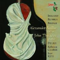 TWENTIETH CENTURY SONATAS FOR CELLO & PIANO/ ALEXANDER BAILLIE, JOHN THWAITES [20세기 첼로 소나타]