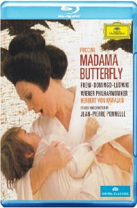 MADAMA BUTTERFLY/ HERBERT VON KARAJAN [푸치니: 나비부인]
