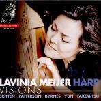VISIONS/ LAVINIA MEIJER [SACD HYBRID] [라비니아 마이어: 20세기 하프음악]