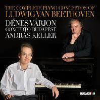 THE COMPLETE PIANO CONCERTOS/ DENES VARJON, ANDRAS KELLER [베토벤: 피아노 협주곡 전곡]