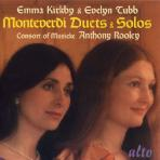 DUETS & SOLOS/ EMMA KIRKBY, EVELYN TUBB, ANTHONY ROOLEY