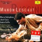 MANON LESCAUT/ RICCARDO MUTI