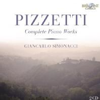 COMPLETE PIANO WORKS/ GIANCARLO SIMONACCI