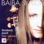 VIOLIN CONCERTOS/ BAIBA SKRIDE