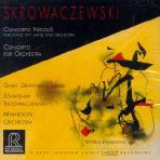 CONCERTO NICOLO, CONCERTO FOR ORCHESTRA/ GARY GRAFFMAN, STANISLAW SKROWACZEWSKI [스크로바체프스키: 니콜로 협주곡 - 게리 그래프먼]