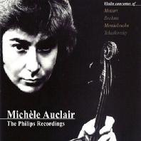 THE PHILIPS RECORDINGS: VIOLIN CONCERTOS [미셸 오클레르: 필립스 협주곡 녹음집]
